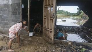 Siklon Cempaka Mereda, Bantul dan Wonogiri Mulai Bergeliat