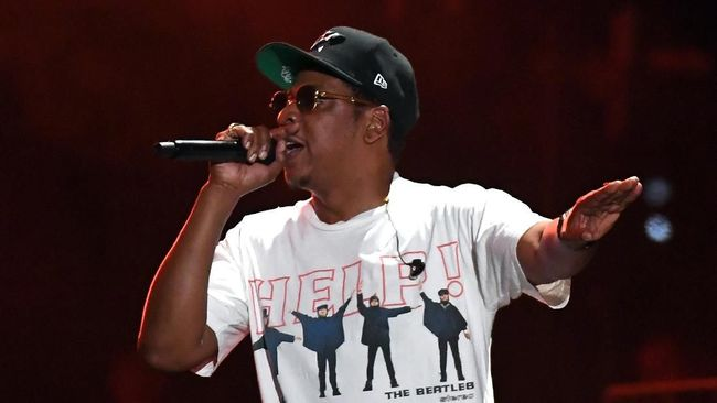 Jay-Z Terjun ke Bisnis Ganja