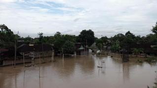 BPBD Sebut Kerugian Banjir Bengawan Solo Capai Rp1 Miliar