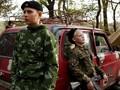 FOTO: Marak Pelatihan Militer Anak di Rusia