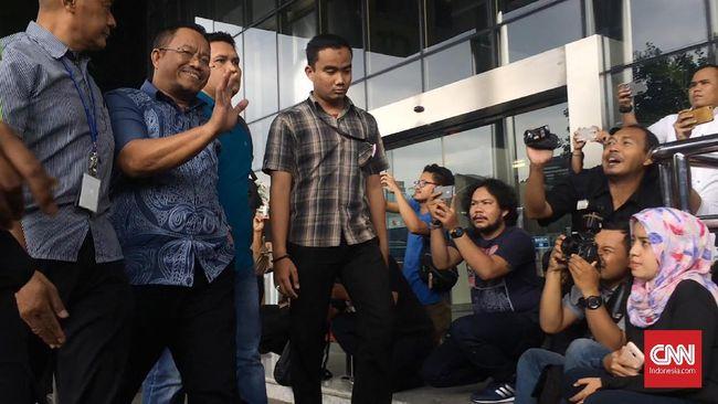 KPK Tetapkan Empat Tersangka Dugaan Suap RAPBD Jambi 2018