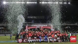 Persebaya, PSMS, dan PSIS Menambah Tim Perserikatan di Liga 1