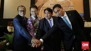 Aset Holding Tambang BUMN akan Tembus Rp88 Triliun