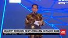 Jokowi Prediksi Pertumbuhan Ekonomi 2018