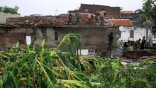 Polri Kerahkan Empat Ribu Pasukan Tangani Bencana Alam
