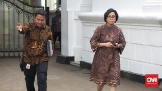Pegawai Pajak Kena OTT, Sri Mulyani Bilang Terima Kasih KPK