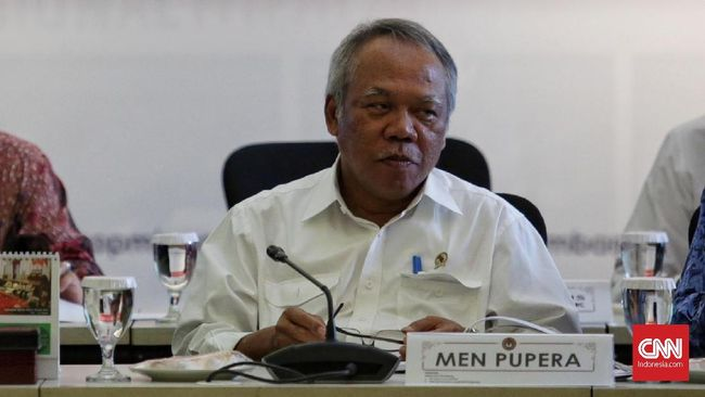 Menteri PUPR Buat Kriteria Daerah yang Pas Jadi Ibu Kota Baru