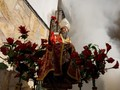 FOTO: Asap Doa Rosemary di Sudut Spanyol