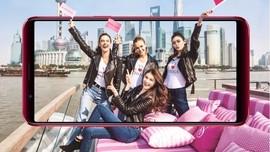 OPPO Sponsor Resmi Smartphone Victoria Secret Show 2017