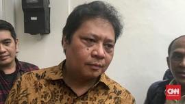 Airlangga Siap Hadapi Titiek Soeharto di Munaslub Golkar