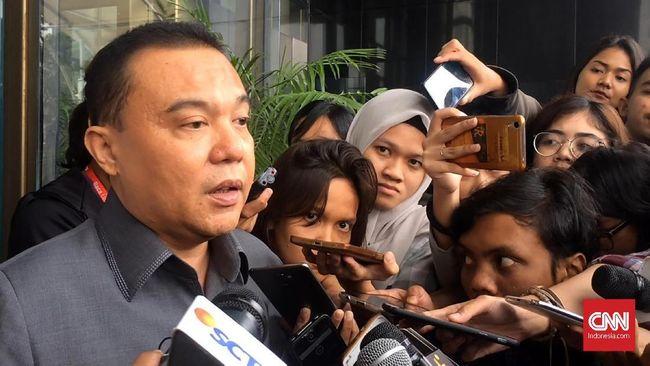 Gerindra Tak Keberatan Konsep Diterima Tanpa Diberi Menteri