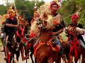 Timor Tengah Utara Gelar Lomba Pacuan Kuda