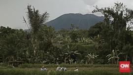 Warga di Zona Bahaya Gunung Agung akan Dievakuasi Paksa