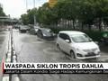 VIDEO: Jakarta Siaga Hadapi Siklon Tropis Dahlia