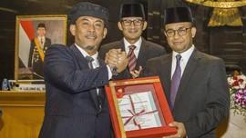 Ketua DPRD DKI Desak Anies Tunjuk Pejabat untuk Posisi Kadis