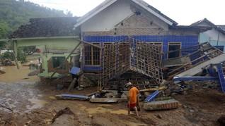 BNPB: 41 Orang Meninggal Akibat Siklon Cempaka