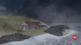 VIDEO: Proses Terbentuknya Badai yang Menyebabkan Kerusakan