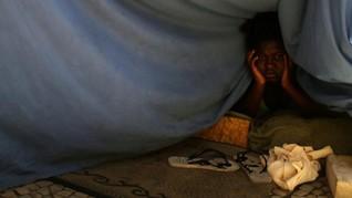 FOTO: Dilema Brasil Mengatasi Tunawisma