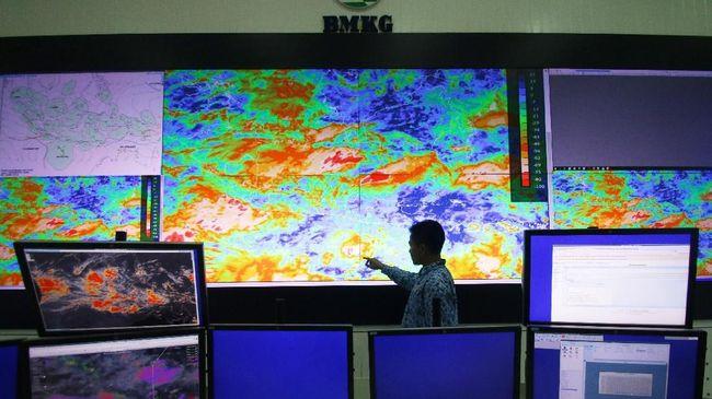 Alasan BMKG Beri Nama Bunga dan Buah untuk Siklon Indonesia