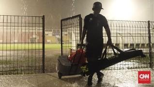 Timnas Indonesia Batal Latihan Jelang Lawan Brunei Darussalam
