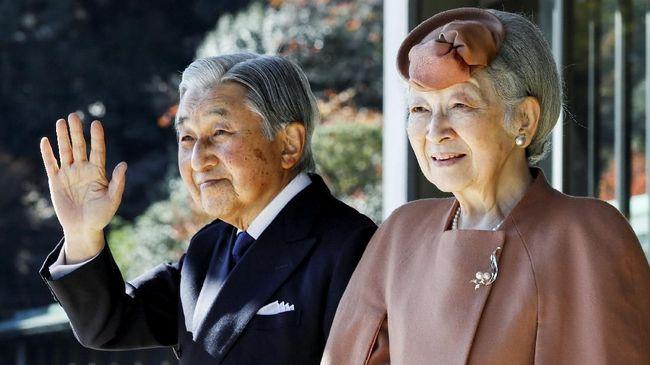 Cinta Penggemar Garis Keras untuk Keluarga Kekaisaran Jepang