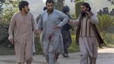Selama ini, Taliban telah menjadi ancaman keamanan tak hanya di Afghanistan, tapi juga Pakistan. (AFP PHOTO / ABDUL MAJEED)