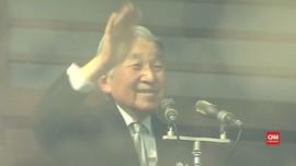 VIDEO: Sejarah Kaisar Jepang yang Turun Takhta