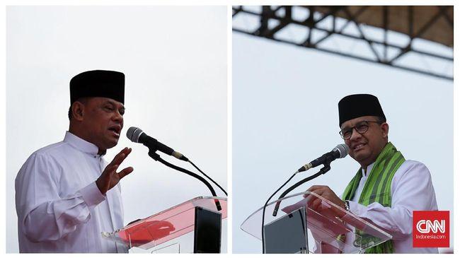Gatot dan Anies Masuk Daftar Calon Pendamping Prabowo