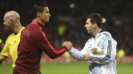 Pekan Internasional Tanpa Ronaldo dan Messi