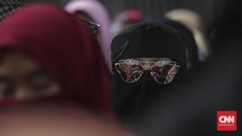 Komnas Perempuan Minta Pengguna Cadar Tak Dicap Teroris