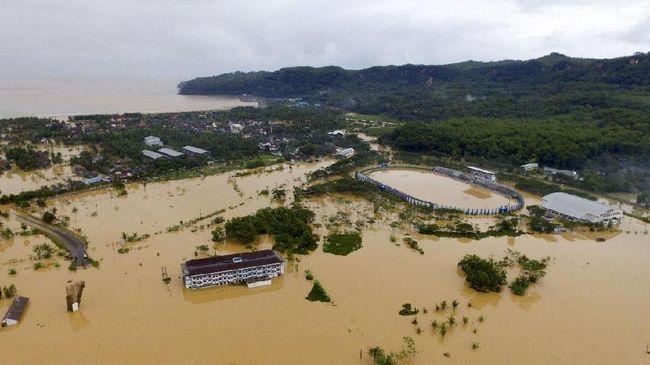 Siklon Dahlia di Selatan Pacitan, Nelayan Diminta Waspada