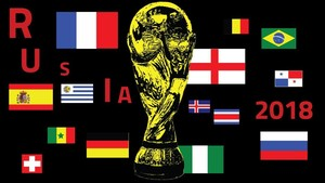 INFOGRAFIS: Hasil Drawing Piala Dunia 2018