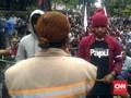 Aksi Tuntut Pembebasan Papua di Jakarta Berakhir Damai