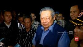 VIDEO: SBY Kunjungi Lokasi Banjir Pacitan