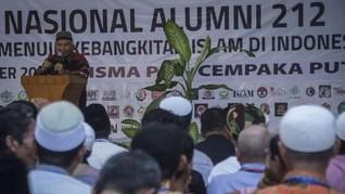 Hanafi Rais Nilai Ekonomi Buruk Picu Kelahiran Alumni 212