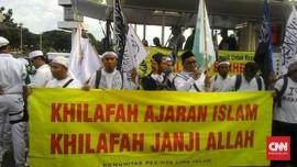 Alumni 212 Dinilai Ingin Merebut Kekuasaan Demi Negara Islam