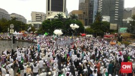 Reuni Aksi 212 Dinilai untuk Kepentingan Politik