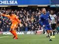 Babak Pertama: Chelsea Unggul Tipis 2-1 Atas Newcastle