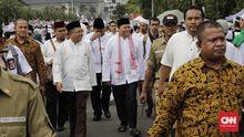 Hidayat Nur Wahid Sebut Reuni Alumni 212 Bukan Separatis