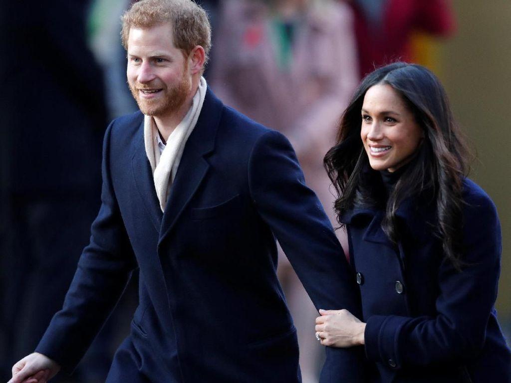 Mesra Banget, Tatapan Penuh Arti Meghan Markle untuk Pangeran Harry