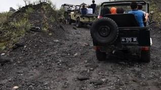 Blogger Korea Terpincut Offroad Lava Tour Merapi