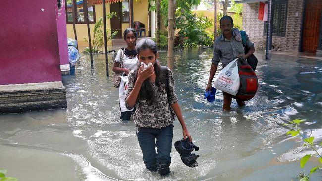 Banjir Bandang di India, 27 Tewas