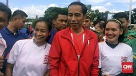 Presiden Jokowi Pamer Kemampuan Bertinju di Blog Pribadinya