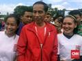Indonesia Emas 2045, Jokowi Minta Pemuda Tahan Banting