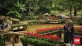Puteri Srinakarindra membangun vila dan taman untuk menghidupkan Chiang Rai. Dengan beroperasinya vila dan taman, ia berharap masyarakat sekitar bisa mendapatkan penghasilan baru tak lagi dari ladang opium.