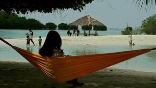 FOTO: Menikmati Pesona Wisata Kepulauan Seribu
