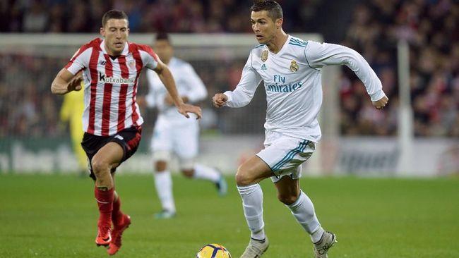 'Madrid Tertinggal dari Barcelona Karena Tak Bisa Cetak Gol'
