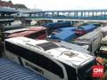 Setelah Ditutup Akibat Badai, Pelabuhan Merak Beroperasi Lagi