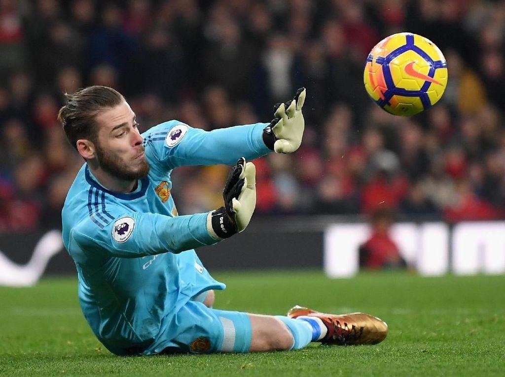 Kiper-kiper Paling Sering Bikin Save di Premier League Musim Ini