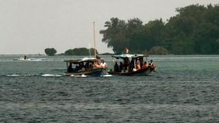 Laut Kepulauan Seribu Ikut Tercemar Minyak dari Karawang